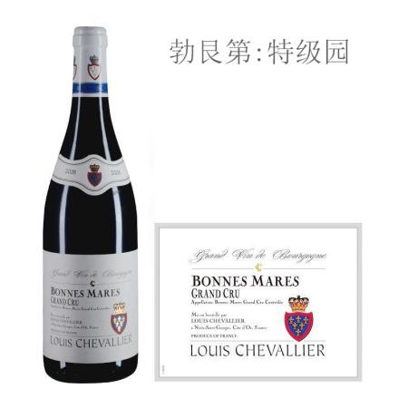 2008年路易骑士酒庄(波内玛尔特级园)红葡萄酒