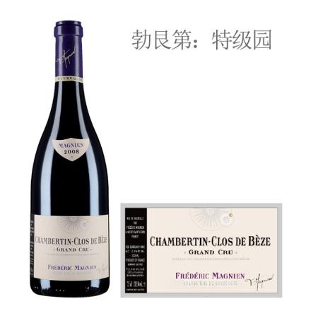 2008年马尼安(香贝丹-贝斯特级园)红葡萄酒