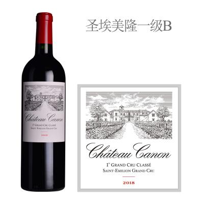 2018年卡农酒庄红葡萄酒