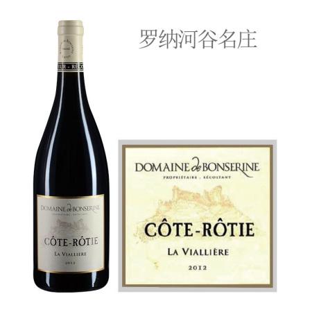 2012年博赛酒庄维亚利尔红葡萄酒