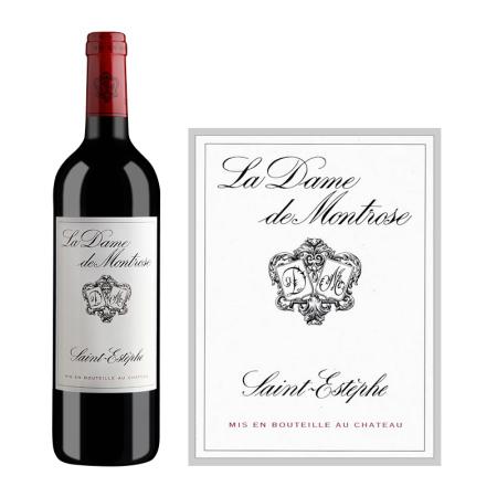 2016年玫瑰山庄园副牌红葡萄酒