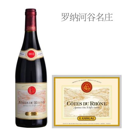 2013年吉佳乐世家罗讷河谷红葡萄酒
