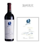 2014年作品一号红葡萄酒