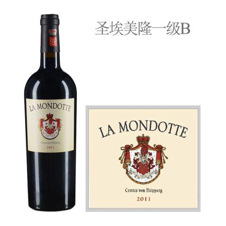 2011年拉梦多酒庄红葡萄酒