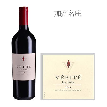 2015年真理喜悦红葡萄酒
