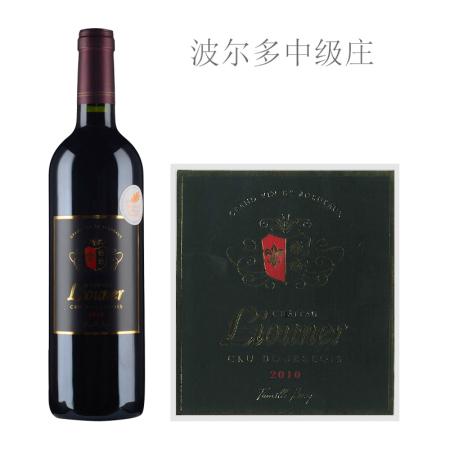 2010年利维纳酒庄红葡萄酒