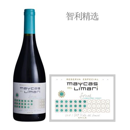 2014年麦卡斯特选珍藏西拉红葡萄酒