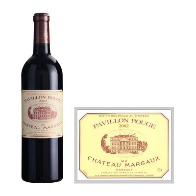 2002年玛歌红亭红葡萄酒