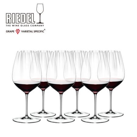 醴铎Riedel赤霞珠杯新杯(6只装)
