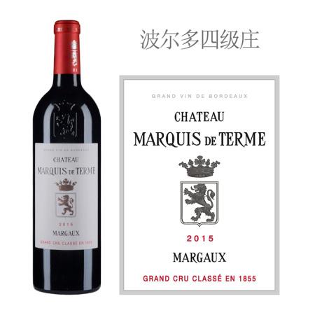 2015年德达蒙侯爵庄园红葡萄酒