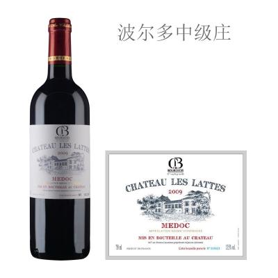 2009年拿铁酒庄红葡萄酒
