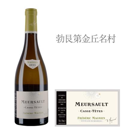 2013年马尼安卡斯特(默尔索村)白葡萄酒