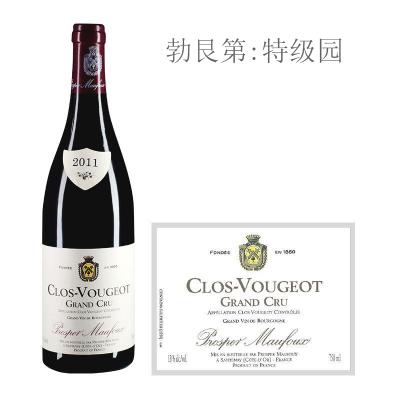 2011年葩美酒庄(伏旧特级园)红葡萄酒