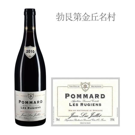 2010年让-耶罗酒庄洛吉恩(玻玛村)红葡萄酒