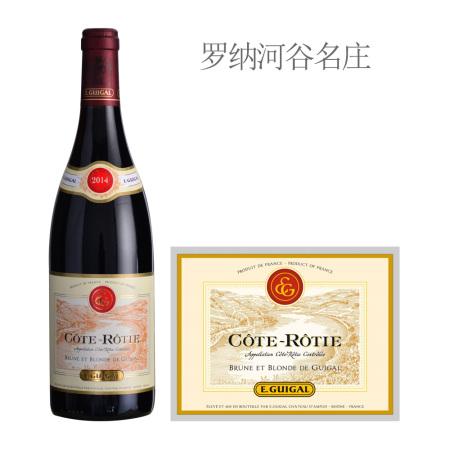 2014年吉佳乐世家金棕红葡萄酒