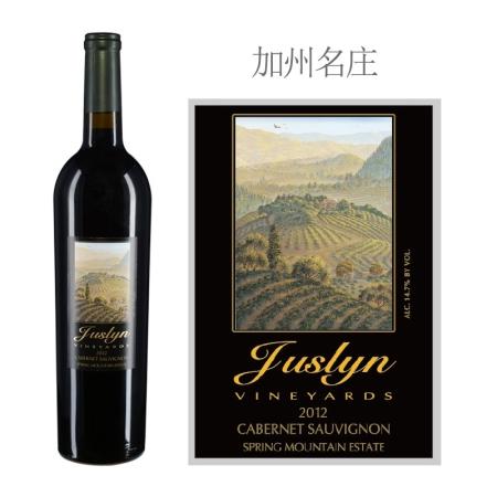 2012年嘉林酒庄赤霞珠红葡萄酒
