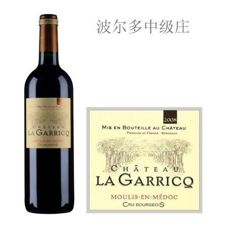 2008年帕洛佳酒庄红葡萄酒