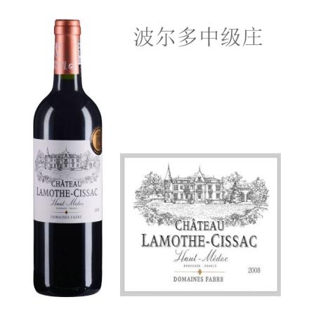 2008年拉梦莎酒庄红葡萄酒