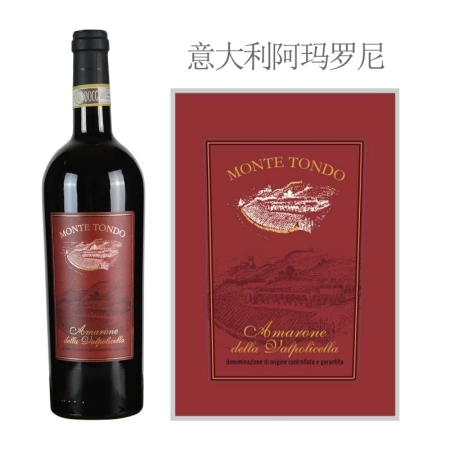 2011年圆山酒庄阿玛罗尼红葡萄酒