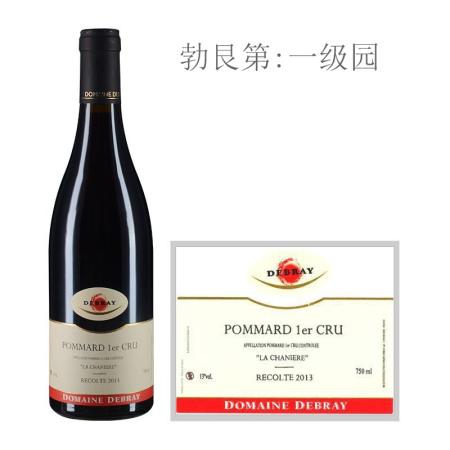 2013年戴布雷酒庄香尼尔(玻玛一级园)红葡萄酒