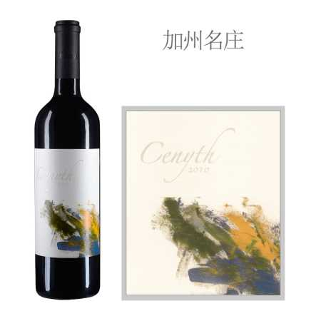 2010年珊妮诗红葡萄酒