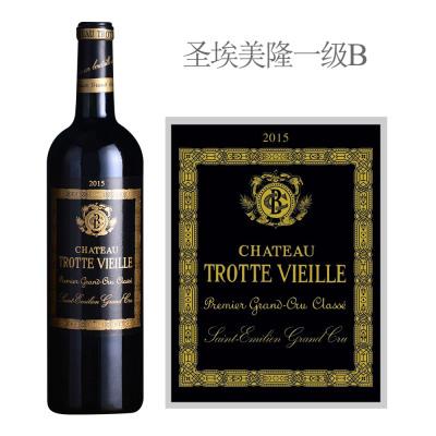 2015年老托特酒庄红葡萄酒