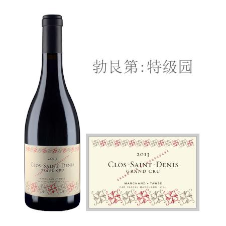 2013年图诗(圣丹尼特级园)红葡萄酒