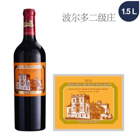 2018年宝嘉龙城堡红葡萄酒(1.5L大瓶装)