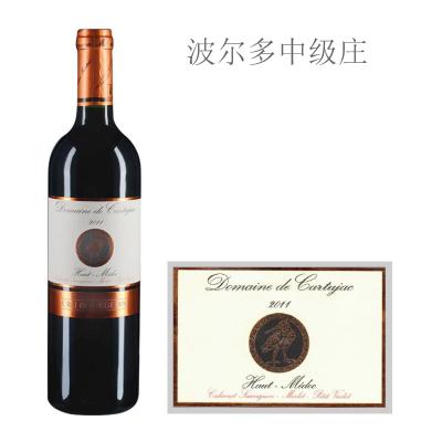 2011年加图雅酒庄红葡萄酒