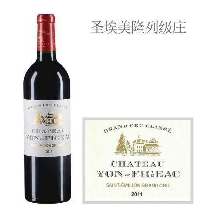 2011年永卓古堡红葡萄酒