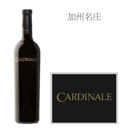 2014年卡迪纳尔酒庄红葡萄酒