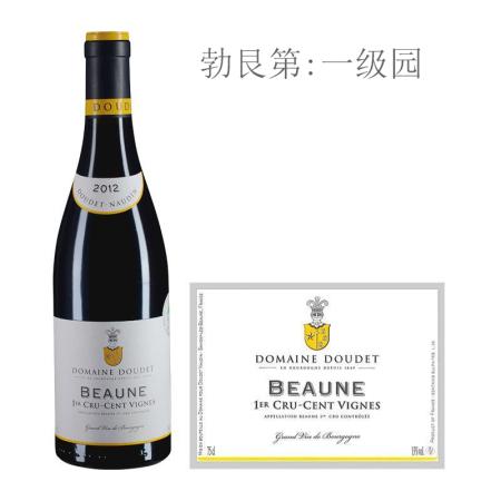 2012年诺丁酒庄圣维尼(伯恩一级园)红葡萄酒