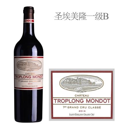 2014年卓龙梦特酒庄红葡萄酒