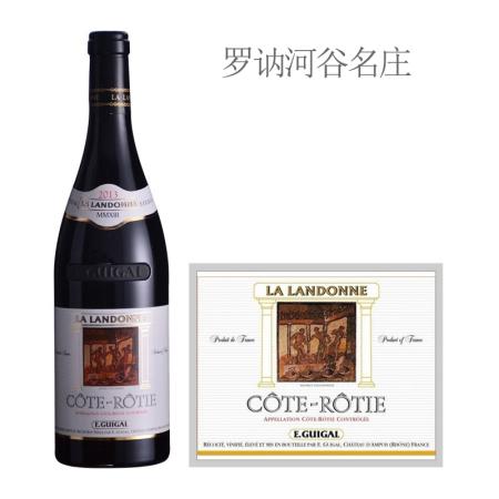 2013年吉佳乐世家拉兰德园红葡萄酒