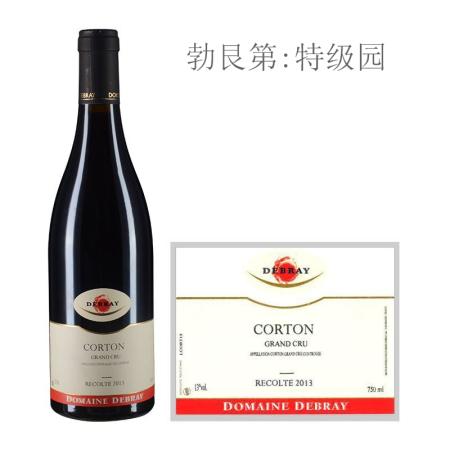 2013年戴布雷酒庄(科尔登特级园)红葡萄酒