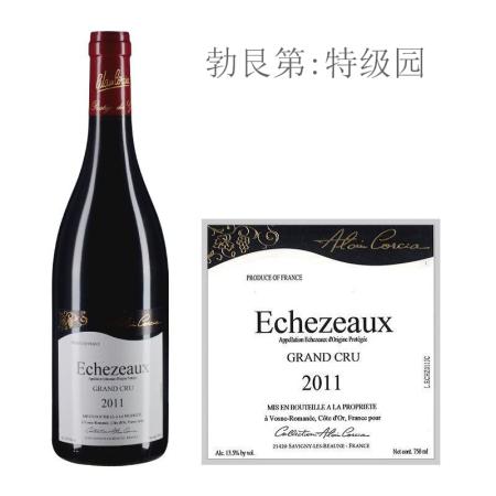 2011年科奇亚酒庄(依瑟索特级园)红葡萄酒