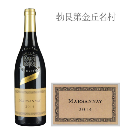 2014年夏洛宾庄园伊瑟若(马沙内村)红葡萄酒