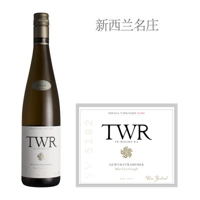 2020年太阳屋酒庄单一园琼瑶浆白葡萄酒