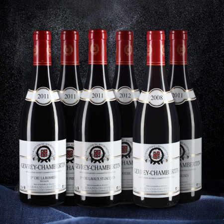 阿曼-杰夫酒庄热夫雷-香贝丹六支套装