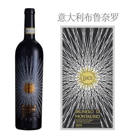 2014年麓鹊酒庄布鲁奈罗红葡萄酒