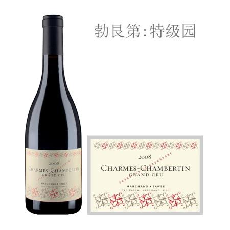 2008年图诗(香牡-香贝丹特级园)红葡萄酒