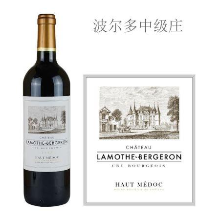 2016年宝爵龙酒庄红葡萄酒