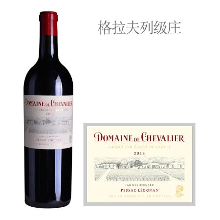 2014年骑士酒庄红葡萄酒