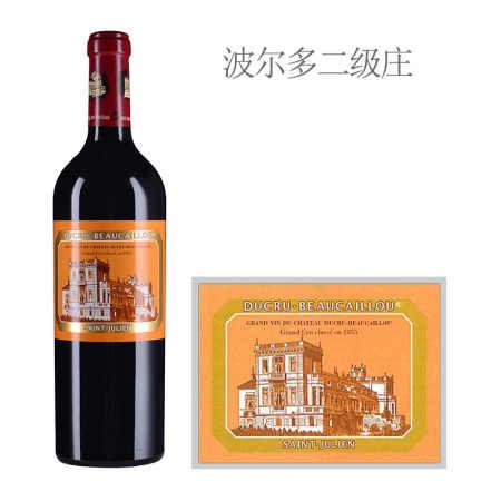 2019年宝嘉龙城堡红葡萄酒