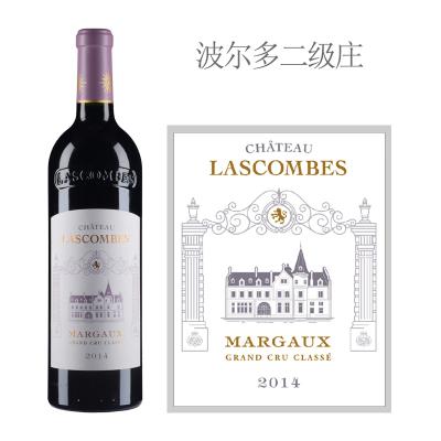 2014年力士金庄园红葡萄酒