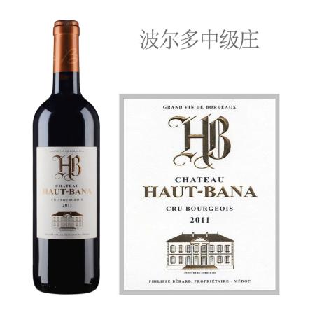 2011年奥巴纳酒庄红葡萄酒