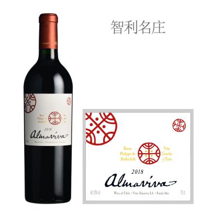 2018年活灵魂酒庄红葡萄酒
