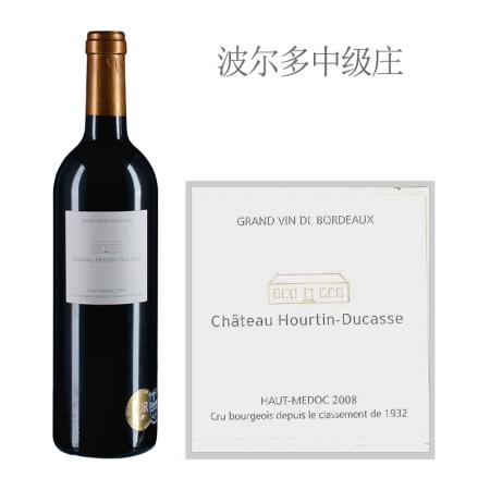 2008年铎卡斯酒庄红葡萄酒
