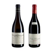 【套装12瓶】卡修父子酒庄奥姆(沃恩-罗曼尼村)红6瓶·布雷兄弟卡罗美特(普伊-富赛)白6瓶 勃艮第葡萄酒套装