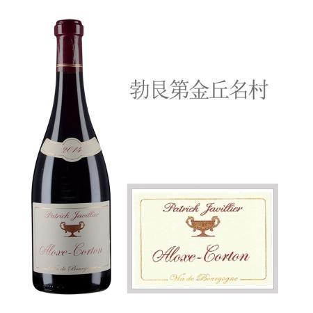 2014年佳维列酒庄(阿罗克斯-科尔登村)红葡萄酒
